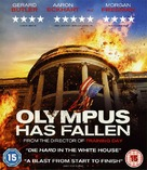 Olympus Has Fallen - British Blu-Ray cover (xs thumbnail)