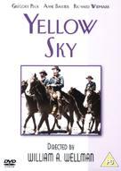 Yellow Sky - DVD movie cover (xs thumbnail)