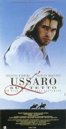 Le hussard sur le toit - Italian Movie Poster (xs thumbnail)