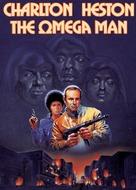 The Omega Man - DVD movie cover (xs thumbnail)