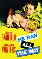 He Ran All the Way - DVD cover (xs thumbnail)