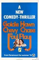 Foul Play - Movie Poster (xs thumbnail)