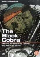 Cobra nero - British Movie Cover (xs thumbnail)