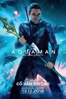 Aquaman - Vietnamese Movie Poster (xs thumbnail)