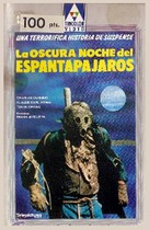 Dark Night of the Scarecrow - Spanish VHS cover (xs thumbnail)