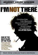 I'm Not There - DVD cover (xs thumbnail)