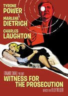 Witness for the Prosecution - DVD movie cover (xs thumbnail)