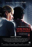 Veronika Decides to Die - Brazilian Movie Poster (xs thumbnail)