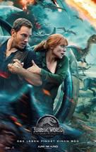 Jurassic World: Fallen Kingdom - Austrian Movie Poster (xs thumbnail)