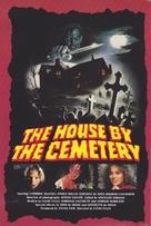 Quella villa accanto al cimitero - Belgian Movie Poster (xs thumbnail)