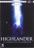 Highlander: The Source - French Movie Cover (xs thumbnail)