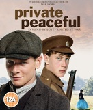 Private Peaceful - British Blu-Ray movie cover (xs thumbnail)