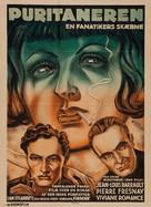 Le puritain - Danish Movie Poster (xs thumbnail)