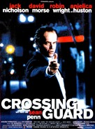 The Crossing Guard - French Movie Poster (xs thumbnail)