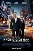Limitless - Vietnamese Movie Poster (xs thumbnail)