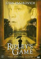 Ripley's Game - Norwegian DVD cover (xs thumbnail)