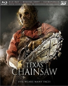 Texas Chainsaw Massacre 3D - Blu-Ray movie cover (xs thumbnail)