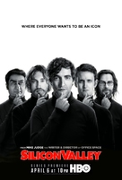 """Silicon Valley"" - Movie Poster (xs thumbnail)"