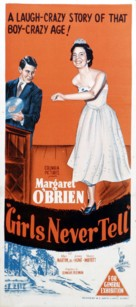 Her First Romance - Australian Movie Poster (xs thumbnail)