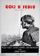 Easy Rider - Yugoslav Movie Poster (xs thumbnail)