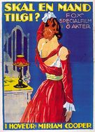 Should a Husband Forgive? - Norwegian Movie Poster (xs thumbnail)