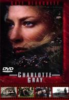 Charlotte Gray - Polish DVD movie cover (xs thumbnail)