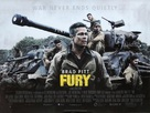 Fury - British Movie Poster (xs thumbnail)