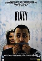Trzy kolory: Bialy - Polish Movie Poster (xs thumbnail)