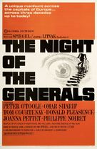 The Night of the Generals - Movie Poster (xs thumbnail)