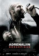 Crank: High Voltage - Estonian Movie Poster (xs thumbnail)