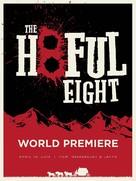 The Hateful Eight - Advance poster (xs thumbnail)