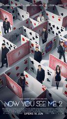 Now You See Me 2 - Singaporean Movie Poster (xs thumbnail)