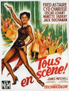 The Band Wagon - French Movie Poster (xs thumbnail)