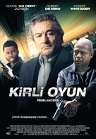 Freelancers - Turkish Movie Poster (xs thumbnail)