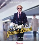 Le retour du grand blond - French Blu-Ray cover (xs thumbnail)