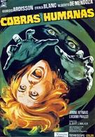 L'uomo più velenoso del cobra - Spanish Movie Poster (xs thumbnail)