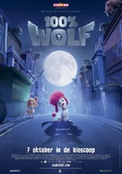 100% Wolf - Dutch Movie Poster (xs thumbnail)