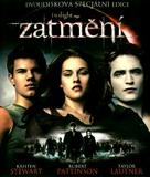 The Twilight Saga: Eclipse - Czech Blu-Ray cover (xs thumbnail)