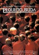 Little Buddha - Spanish Movie Poster (xs thumbnail)