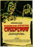 Creepshow - German Movie Poster (xs thumbnail)