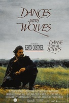 Dances with Wolves - Belgian Movie Poster (xs thumbnail)