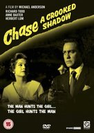 Chase a Crooked Shadow - British DVD cover (xs thumbnail)