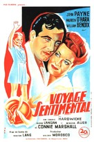 Sentimental Journey - French Movie Poster (xs thumbnail)
