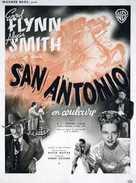 San Antonio - French Movie Poster (xs thumbnail)