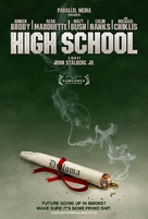 High School - Movie Poster (xs thumbnail)