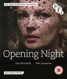Opening Night - British Blu-Ray cover (xs thumbnail)