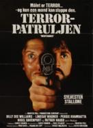 Nighthawks - Danish Movie Poster (xs thumbnail)