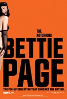 The Notorious Bettie Page - Teaser poster (xs thumbnail)