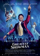 The Greatest Showman - German Movie Poster (xs thumbnail)