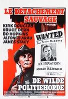 Posse - Belgian Movie Poster (xs thumbnail)